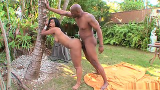 Fabulous pornstar in hottest big ass, black and ebony sex video