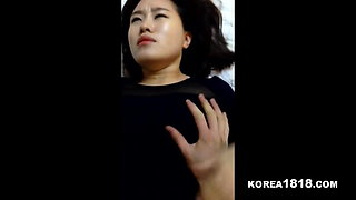 KOREA1818.COM - Super SEXY Korean Girl Loves to Suck and Fuc