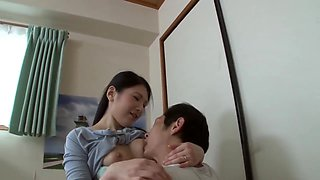 Stepmom craves for her stepson