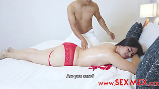 Sexmex Hot Massage For My Auntie