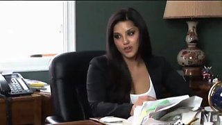 Lawyer fucks her secretary