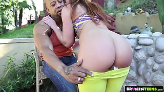 Savannah Fox Squirting All Over Shane Diesel's Monster