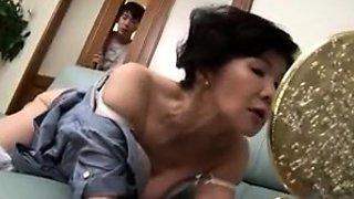 Japanese Maid Serving PoV