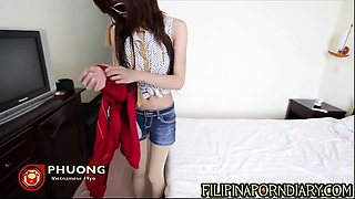 Filipina Porn Diary presents Phuong