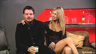 Swinger couples switch their wives Daria Glower and Kristi Lust
