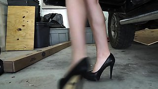 PunishTeens - Hot Step-Daughter Punished and Fucked