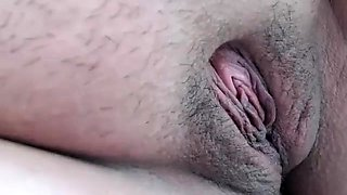 Nikky Case playing with big boobs and fingering her pussy