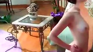 casting of cute teen first time