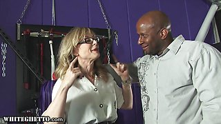 Sexy GILF Gets Multiple Orgasms From A Big Dick