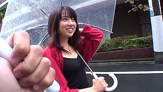 Haruka Ito in Back Street Date in Harajuku part 1.1